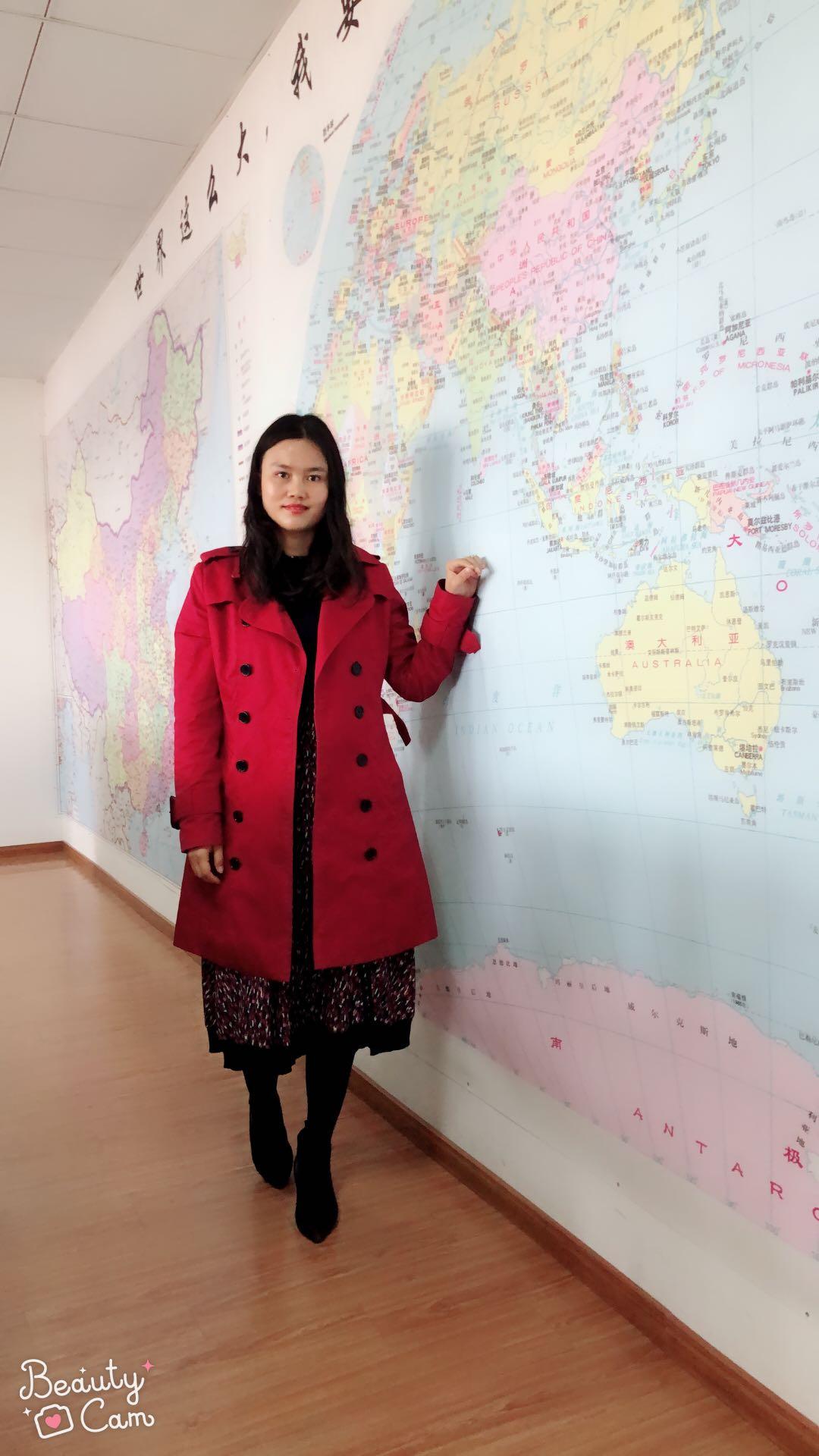 4月学习-上海嵩橙-怡友吸塑机Amy的收获